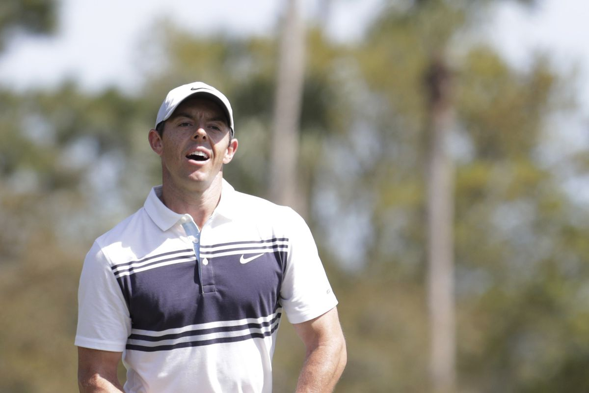 Rory McIlroy criticized President Donald Trump's handling of the coronavirus pandemic and said he'd never play golf with him again.