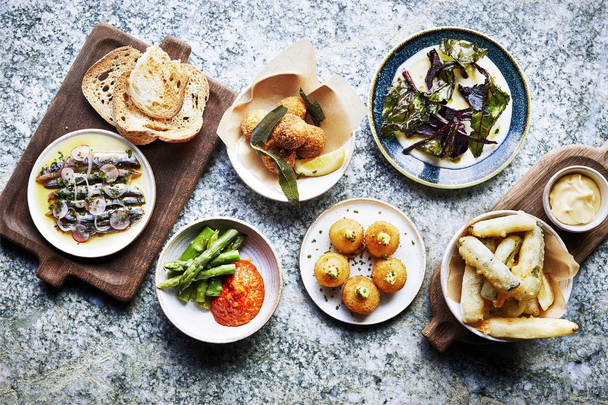 Norma Sicilian restaurant from The Stafford Hotel in Fitzrovia opens under chef Ben Tish