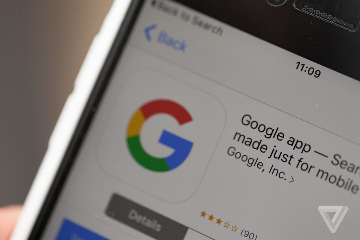 Google Search app for iOS gains iMessage extension