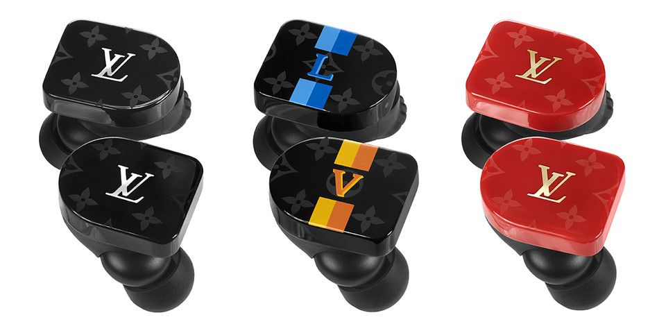best service 17473 33ae3 A Louis Vuitton logo on these earbuds will cost you $700 - The Verge