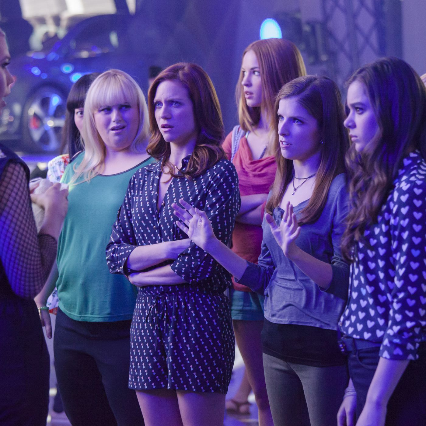 Pitch Perfect 2 is trying too hard | The Verge