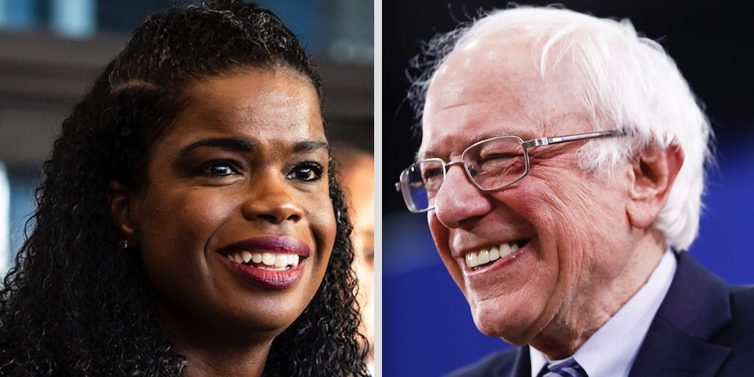 Bernie Sanders backs 'progressive' prosecutor Kim Foxx to fix 'broken criminal justice system'