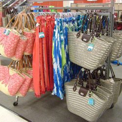 Calypso beach totes and scarves