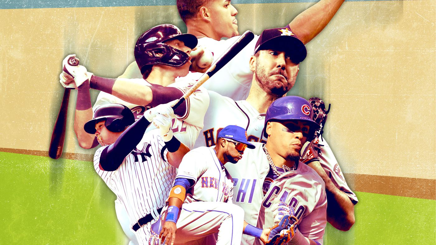 MLB- The Ringer - cover