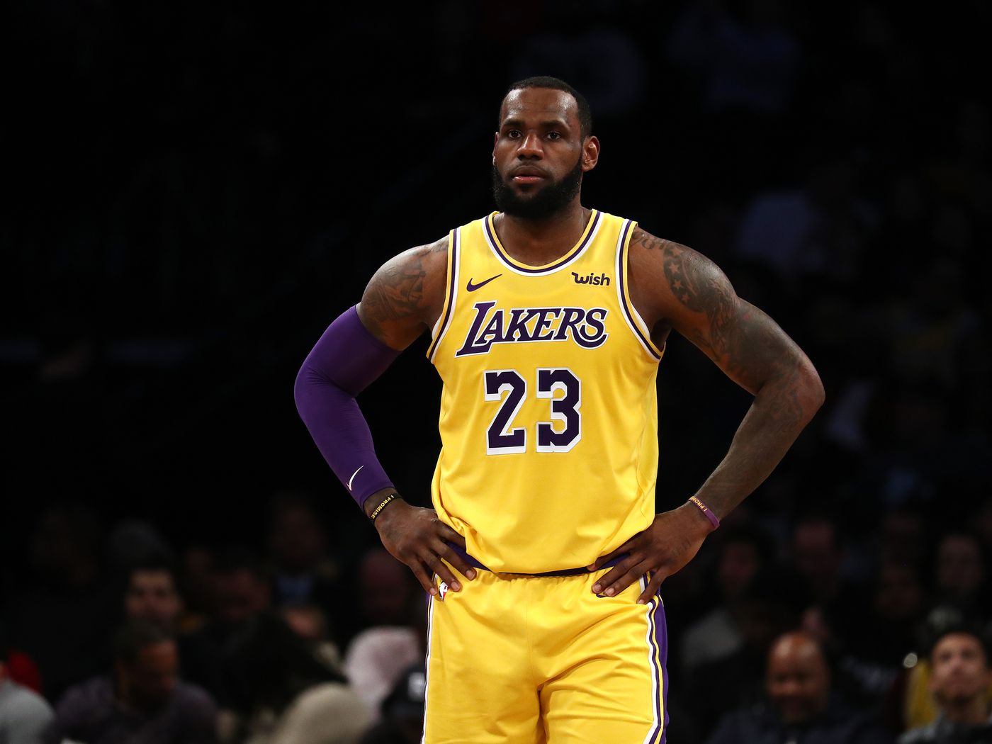 ad66119e588 Why LeBron James   Jewish money  Instagram post is troubling - SBNation.com