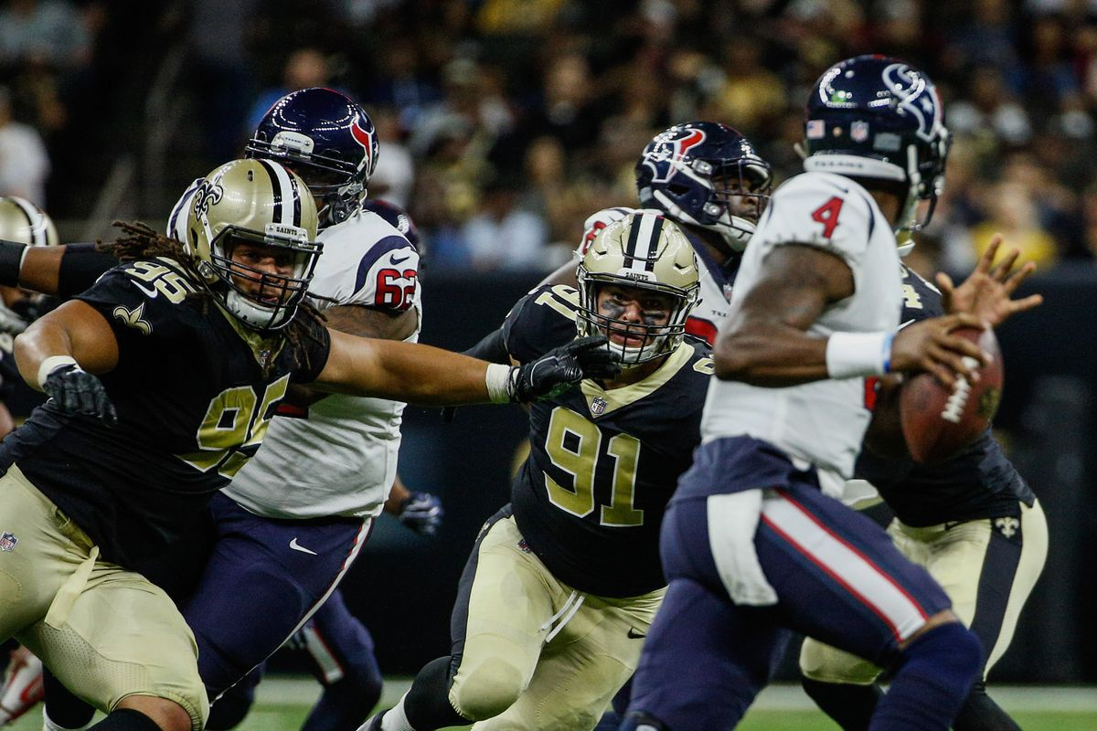 newest 3aabe bc722 New Orleans Saints vs Houston Texans: Bold Predictions ...