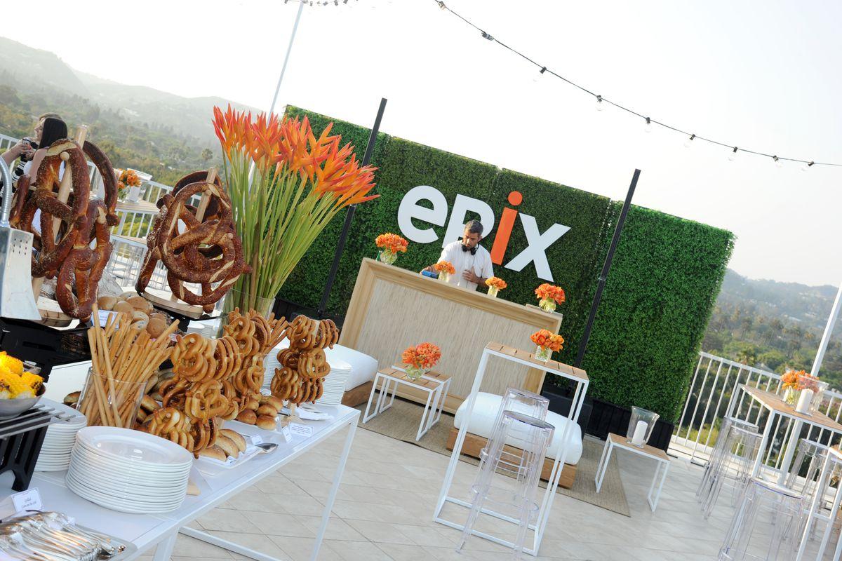 EPIX TCA Presentation & Party