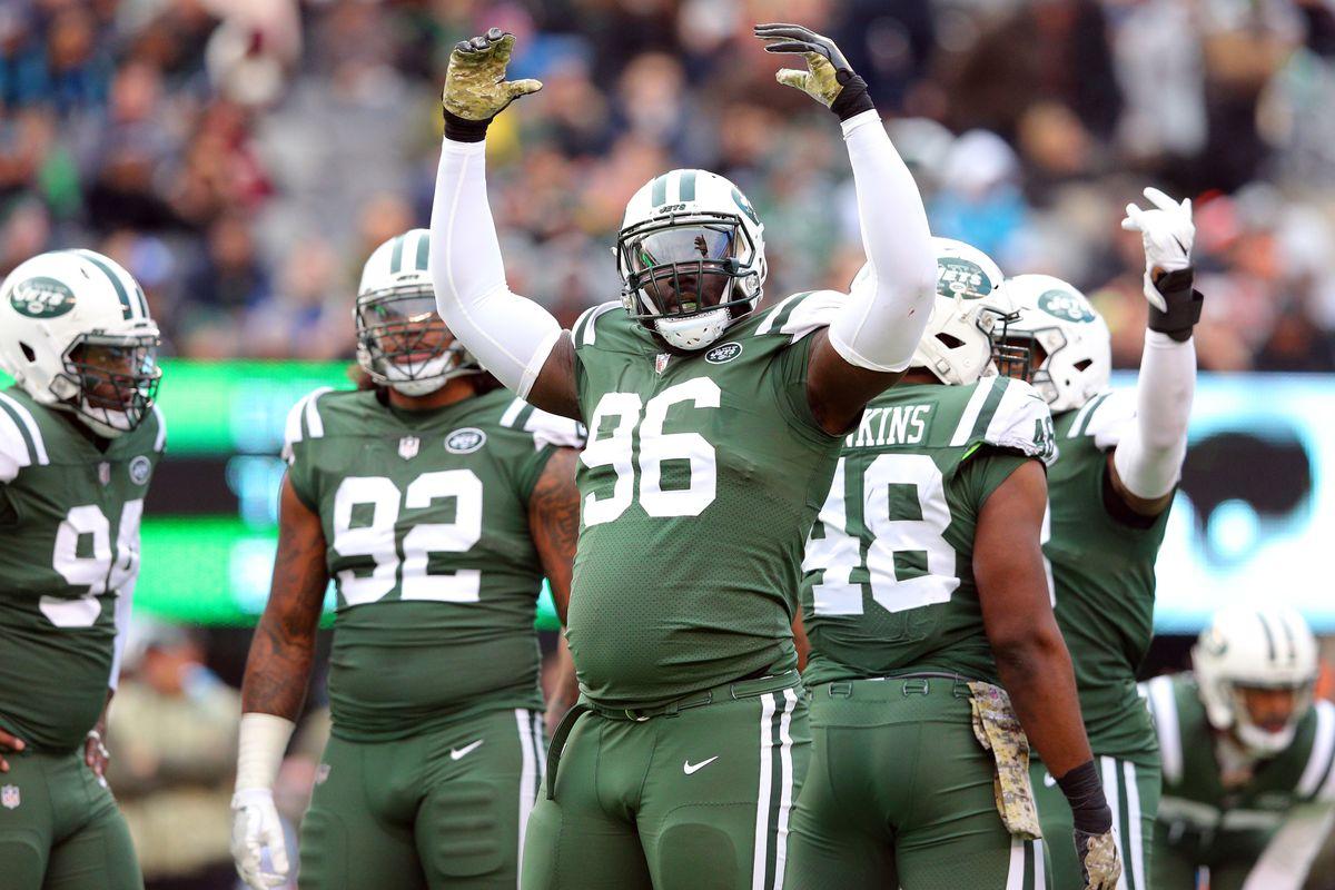 NFL: Carolina Panthers at New York Jets