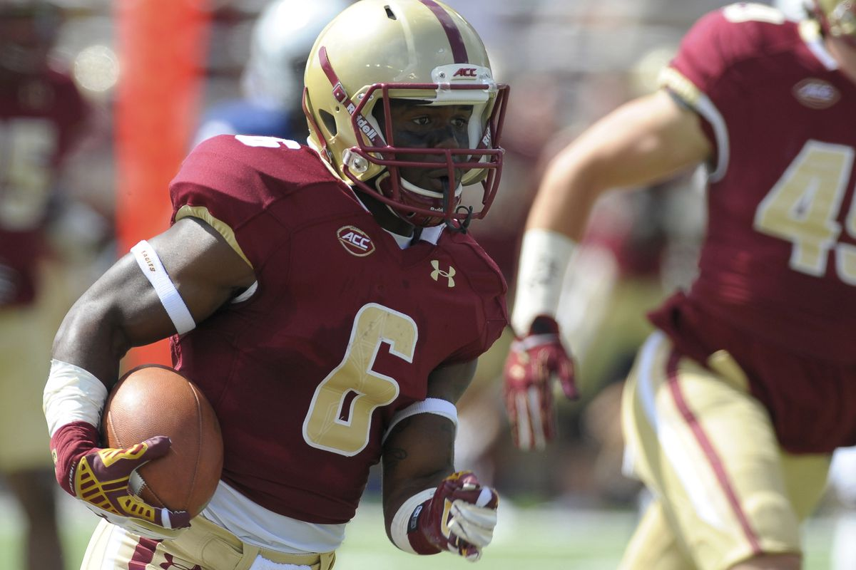 Boston College Football Depth Chart For Florida State