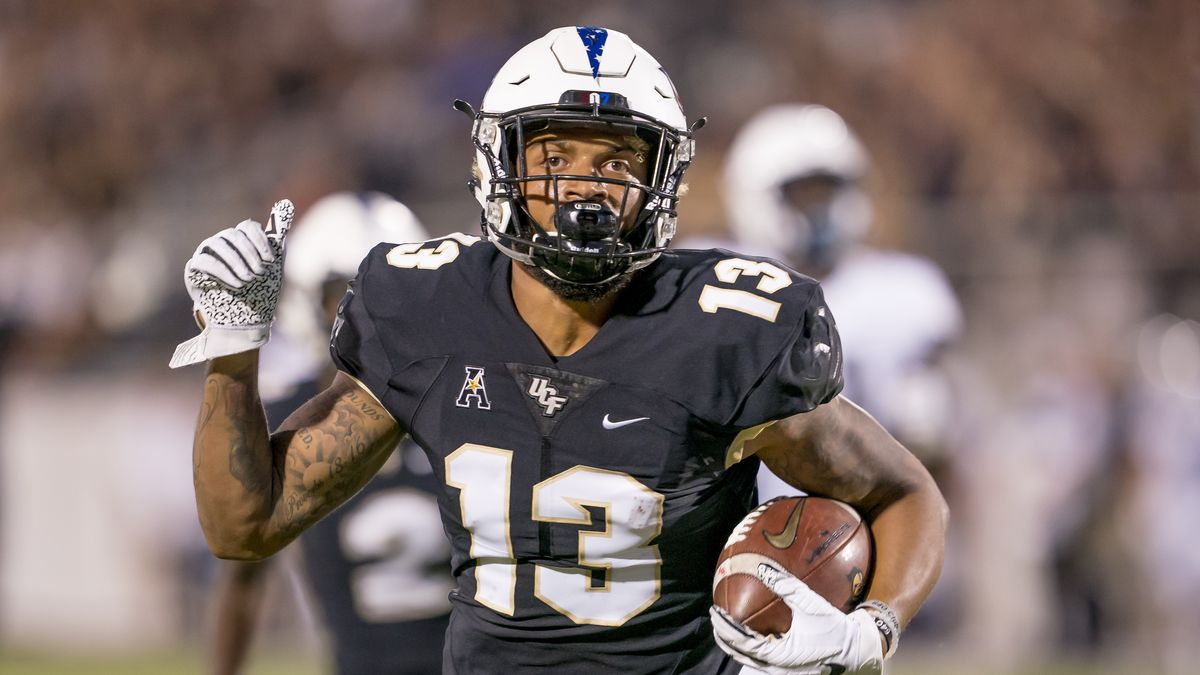 COLLEGE FOOTBALL: SEP 28 UConn at UCF