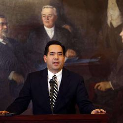 Newly appointed Utah Attorney General Sean Reyes shook up the top leadership in his office as part of an effort to change its culture and restore public trust.