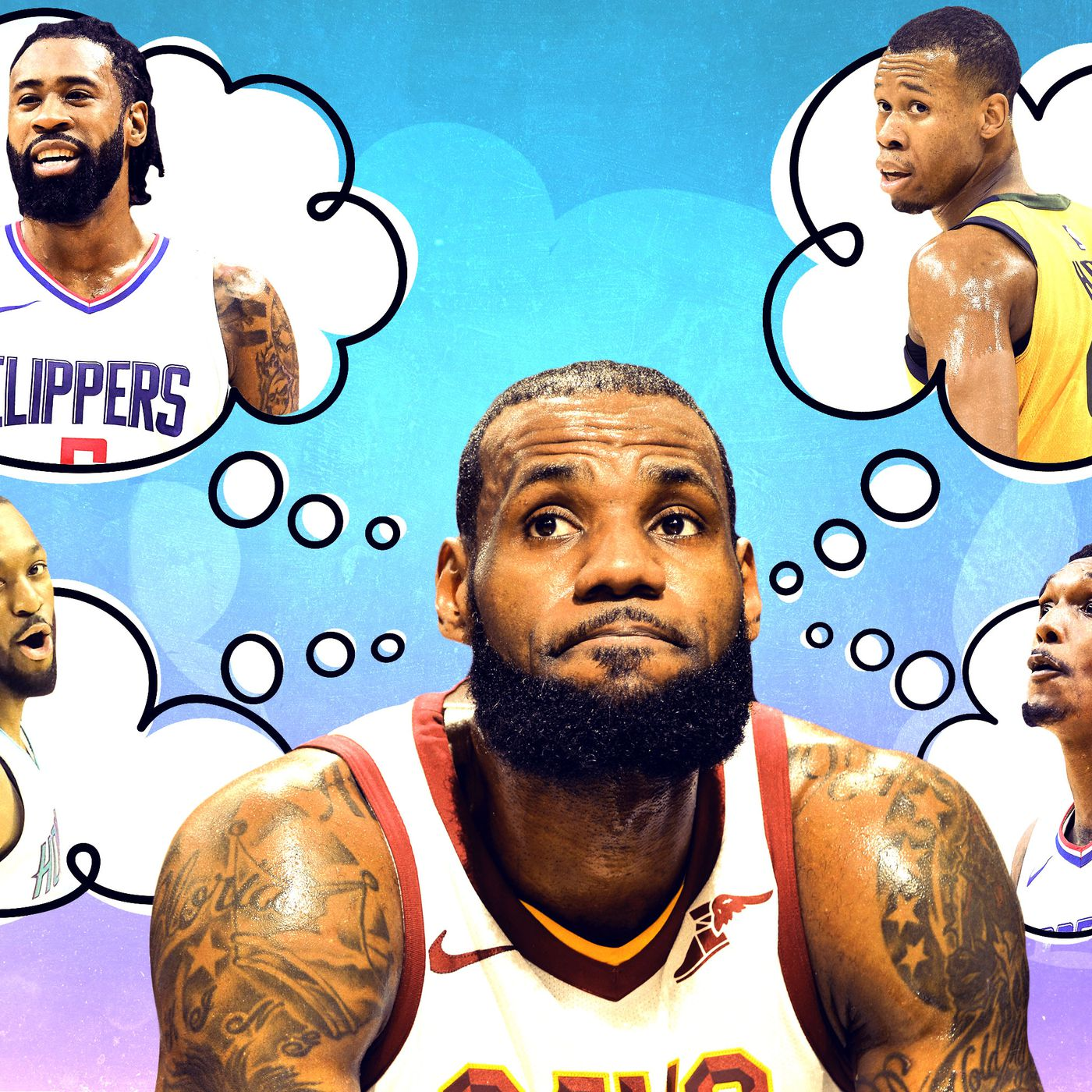cc0d22bbd It s a Little Too Quiet  Your 2018 NBA Trade Deadline Primer - The Ringer