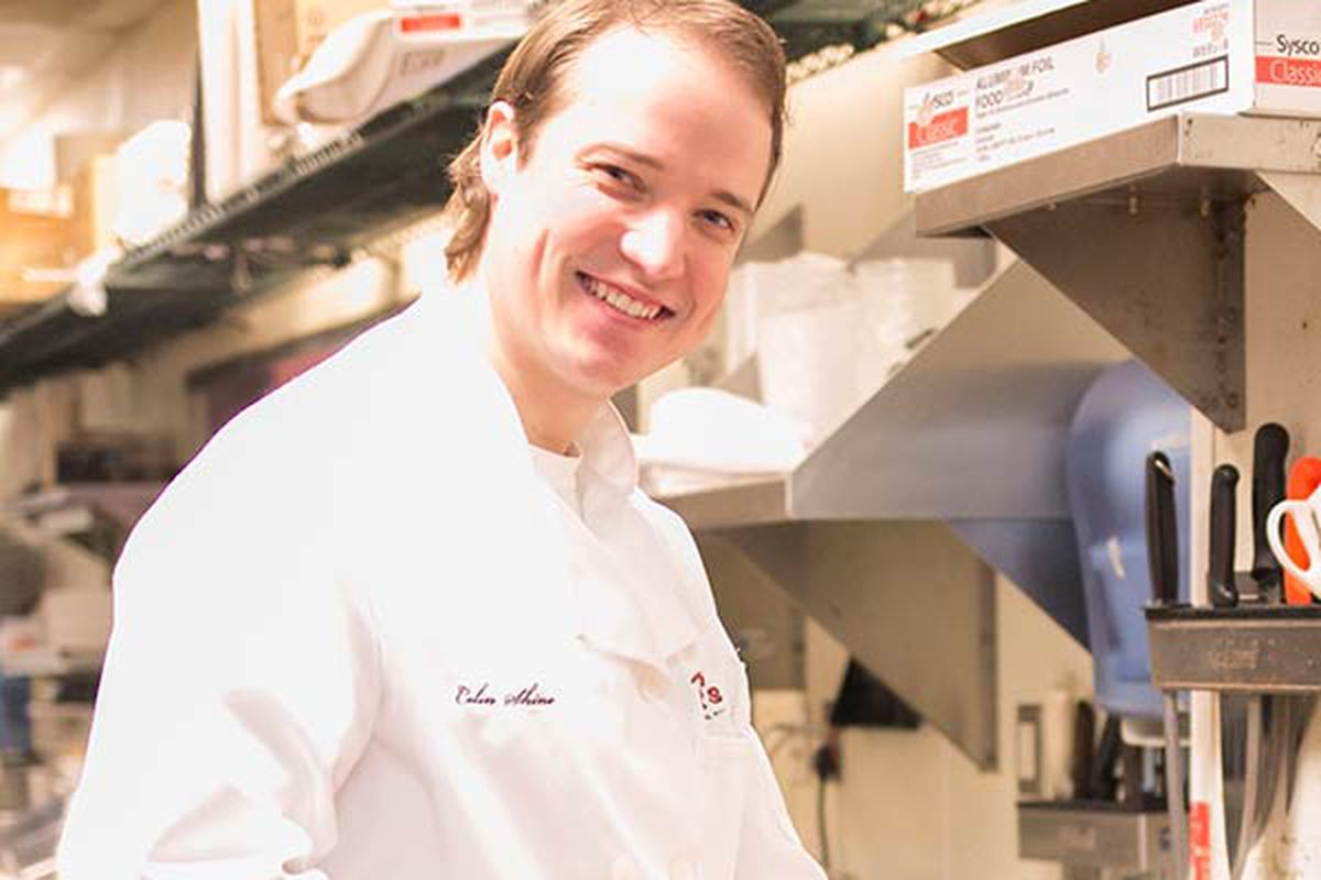 Chef Colin Shine