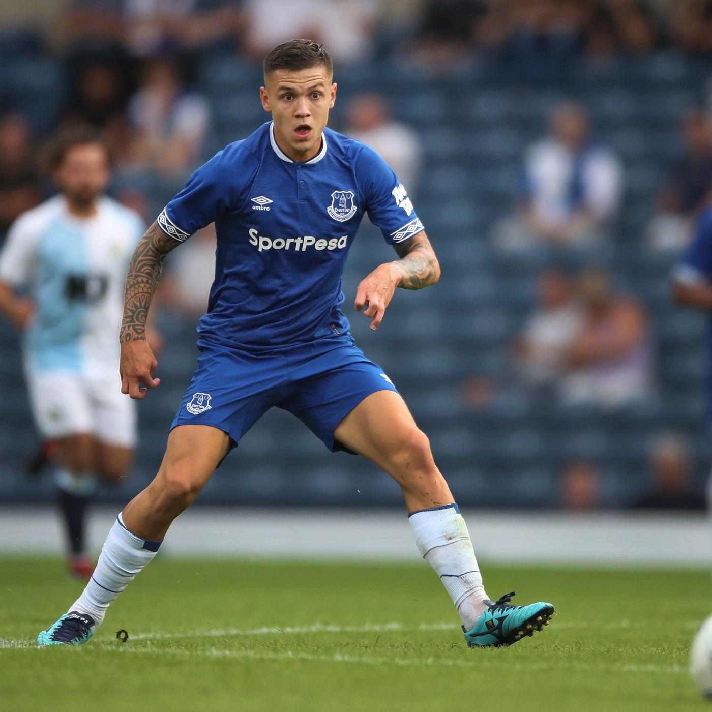 CONFIRMED: Muhamed Besic leaves for Sheffield United - Royal Blue Mersey