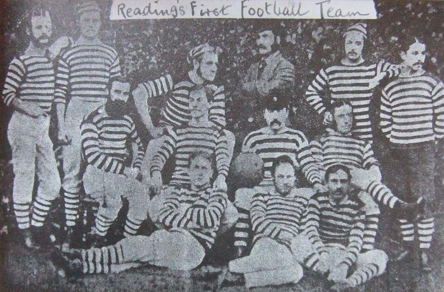 Original Reading FC Kit