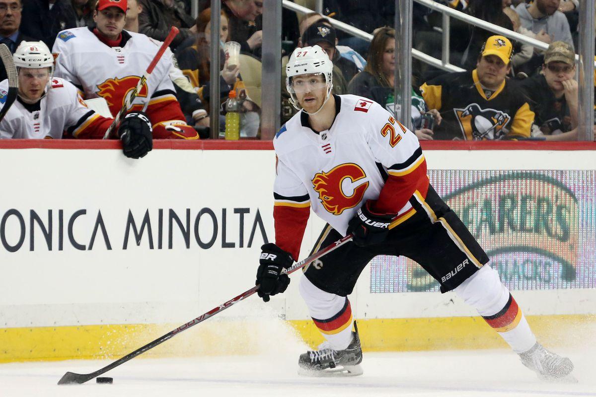 NHL: Calgary Flames at Pittsburgh Penguins
