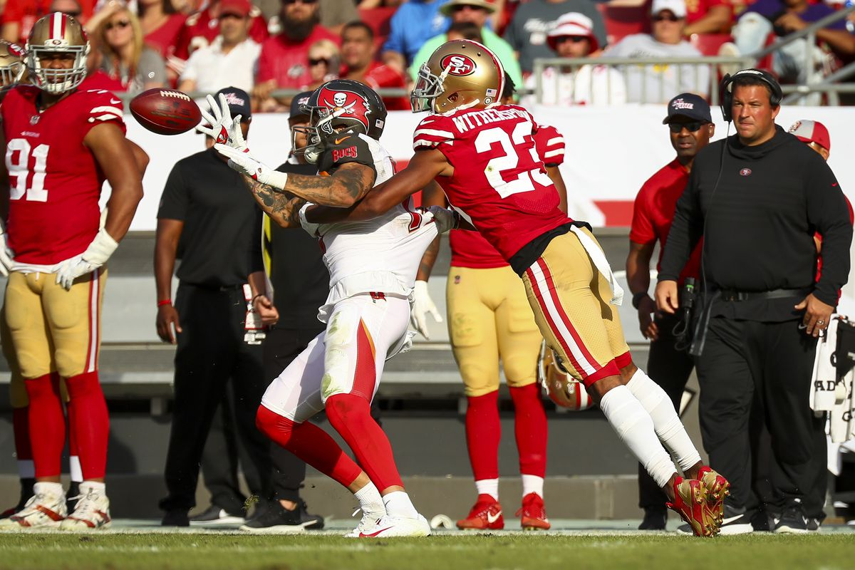 e1b4faf3f Could the 49ers trade Ahkello Witherspoon  Here s an offer they ...