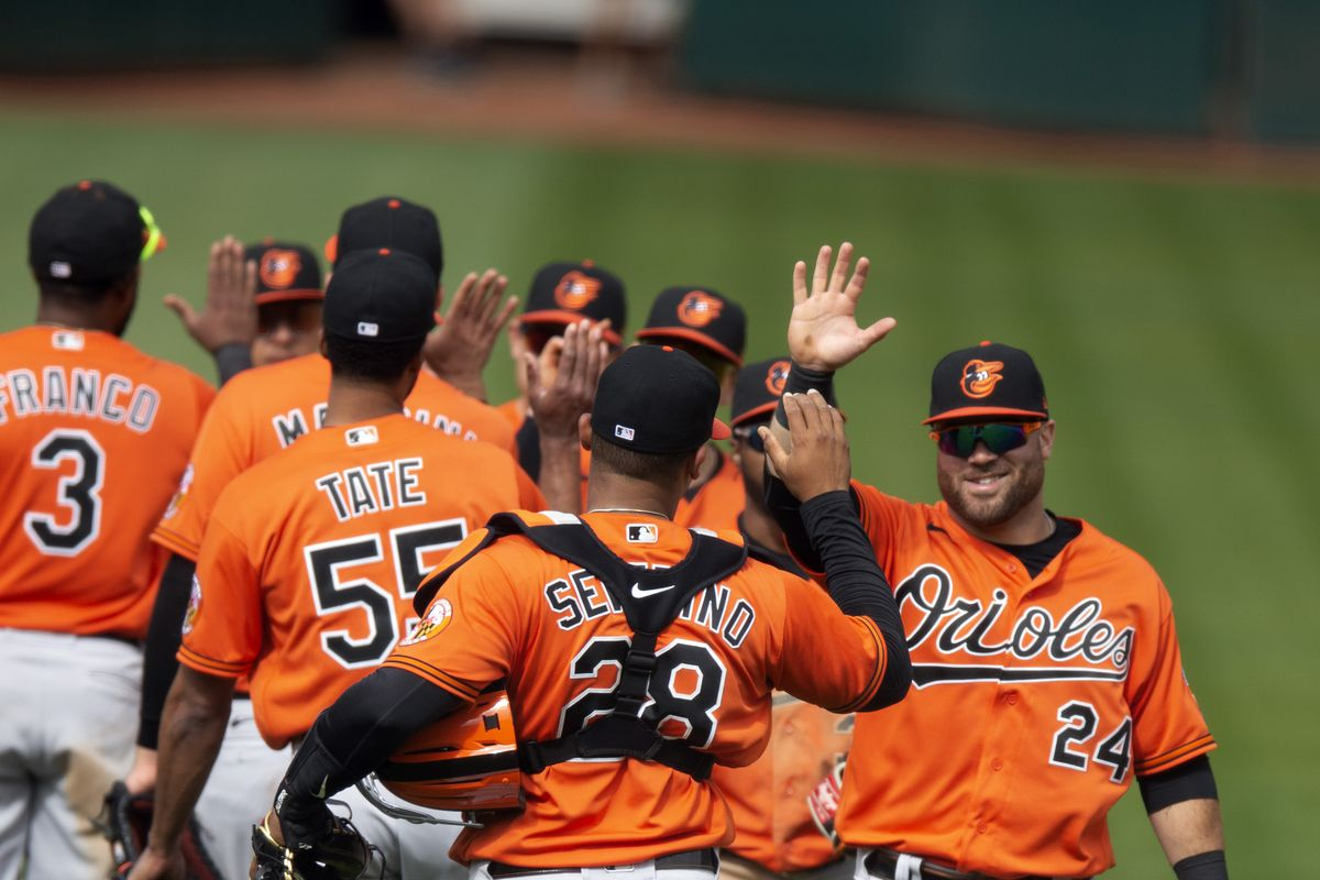 The Orioles come into Sunday with a chance to sweep the Athletics - Camden  Chat