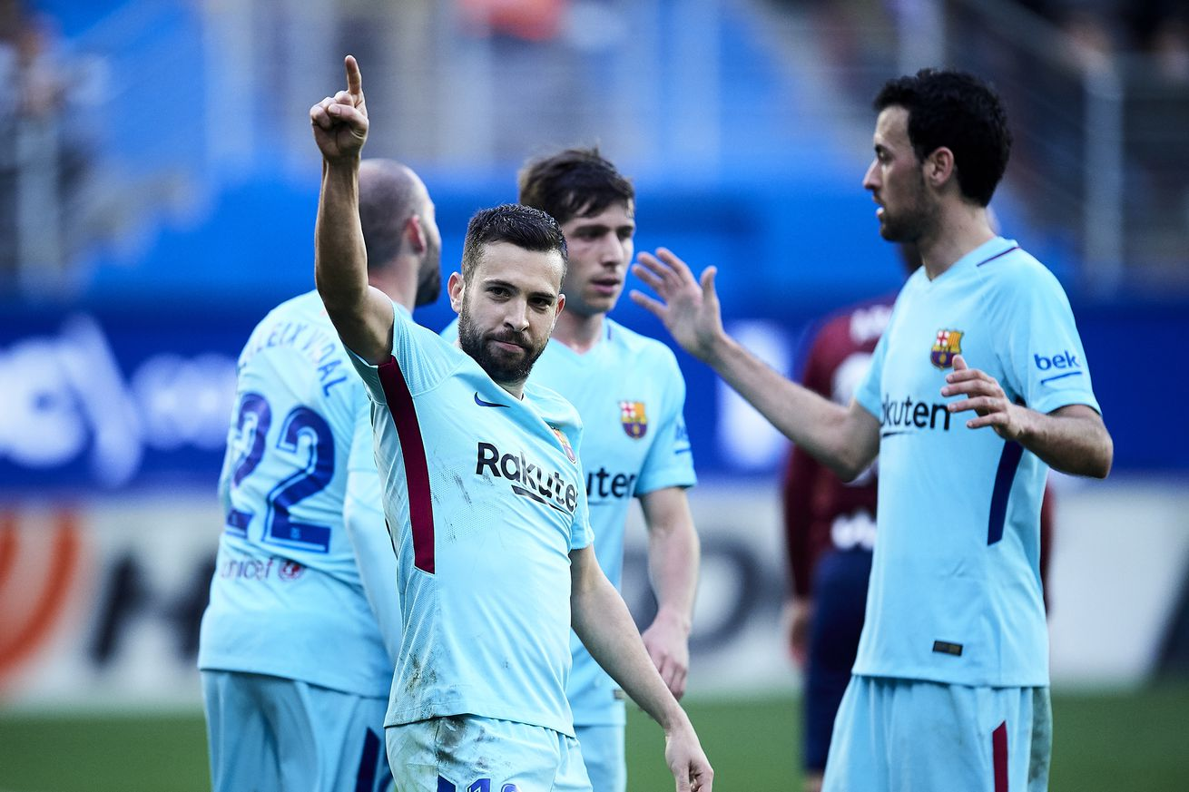 Five talking points from Barca?s win over Eibar