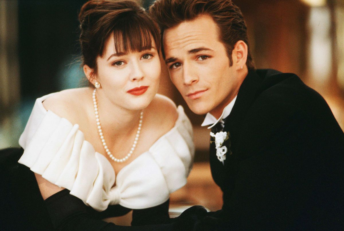The 90 Most Important Moments of 'Beverly Hills, 90210