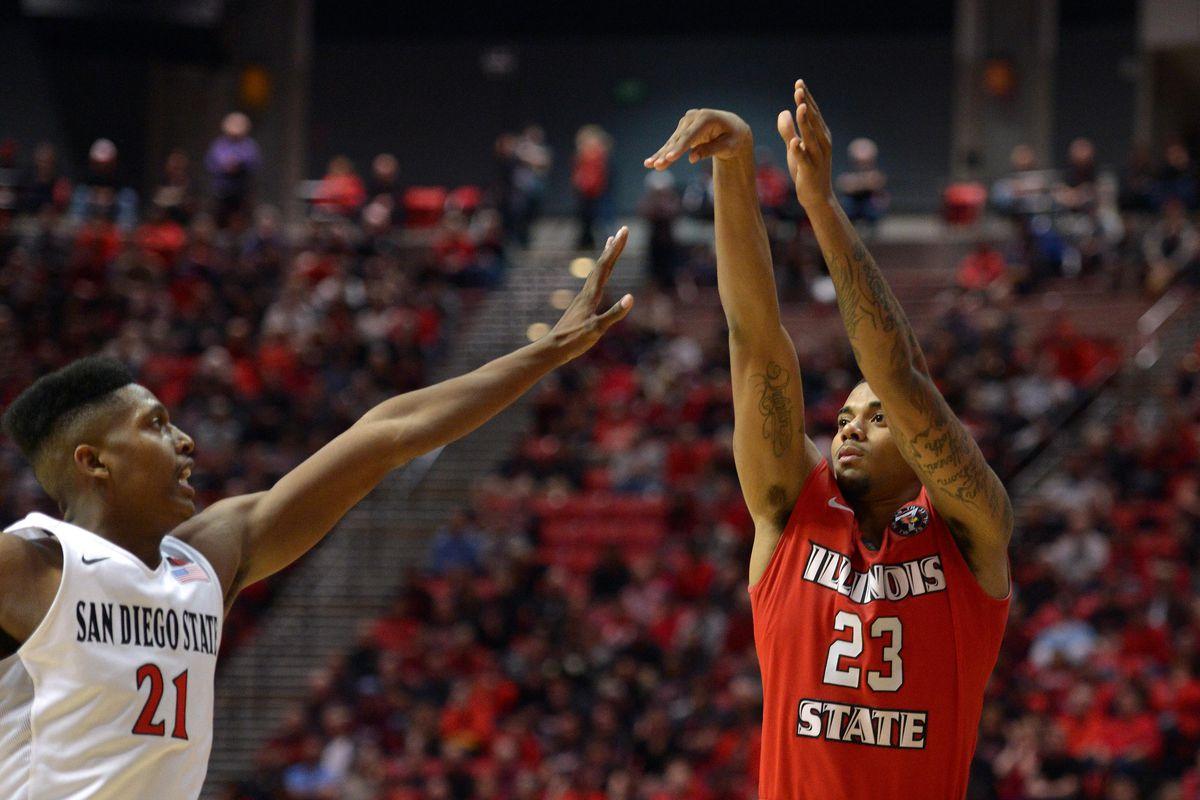 NCAA Basketball: Illinois State at San Diego State