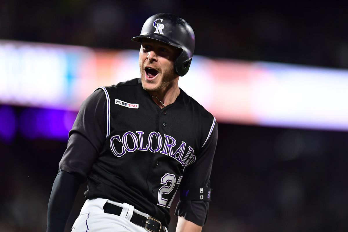 Rockies sign Trevor Story to two-year, $27.5 million deal, per report