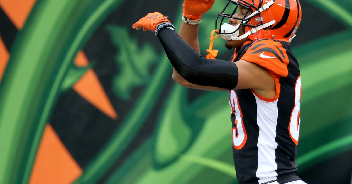 """Bengals players react to new uniforms: """"Unbelievable"""""""