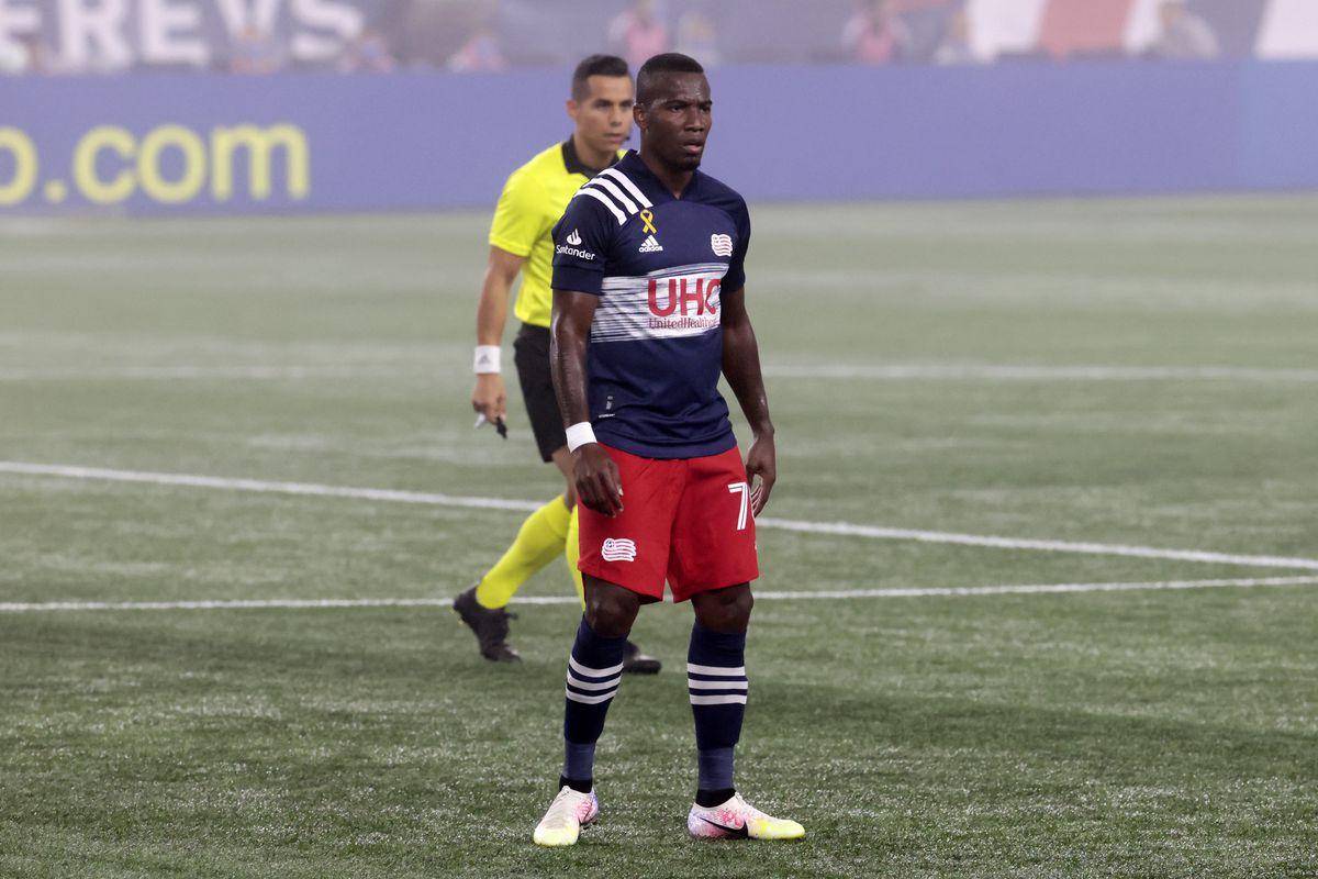SOCCER: SEP 02 MLS New York City FC at New England Revolution