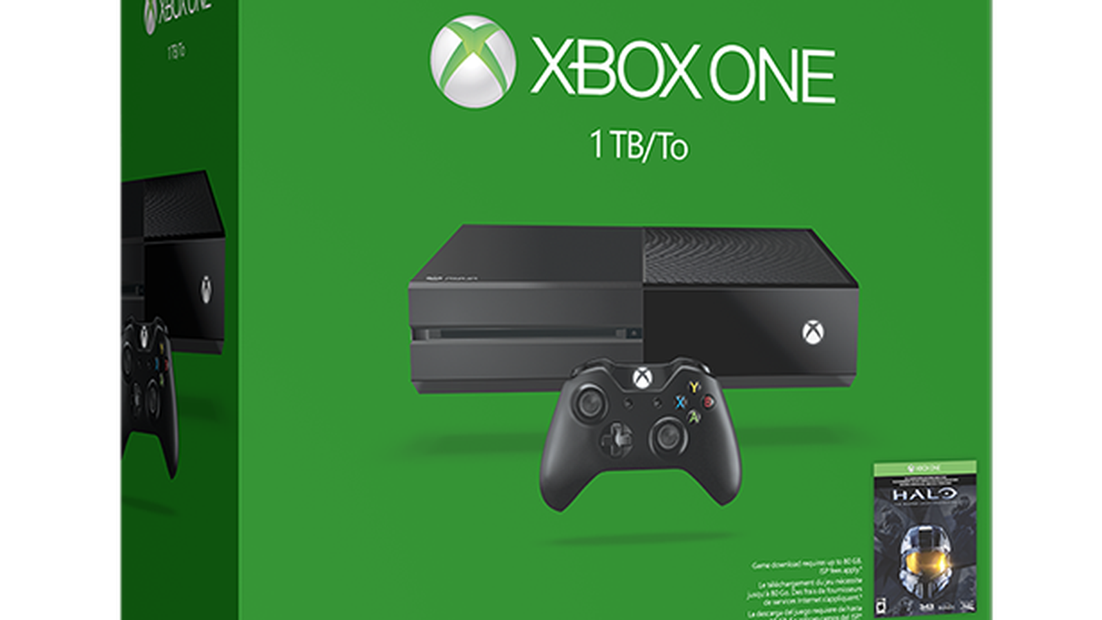 xbox one gets price drop to 349 new 1tb version with new. Black Bedroom Furniture Sets. Home Design Ideas