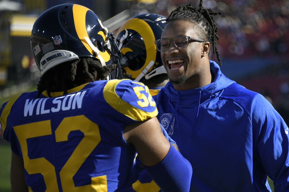Rams Rb Todd Gurley Cleared From Injury Report Against Dallas Cowboys Turf Show Times