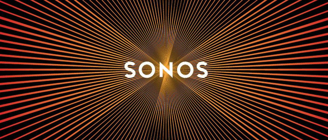 New Sonos logo design pulses like a speaker when scrolled - The Verge