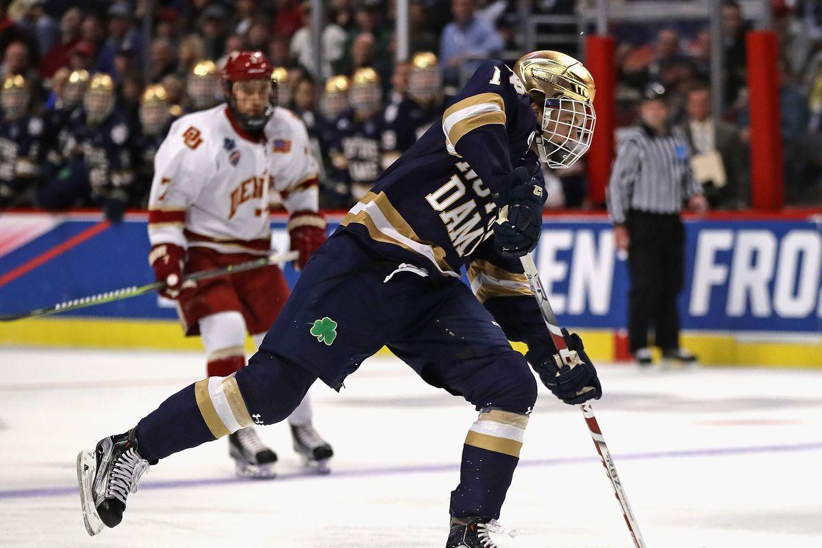 2017 NCAA Division I Men's Hockey Championships - Semifinals