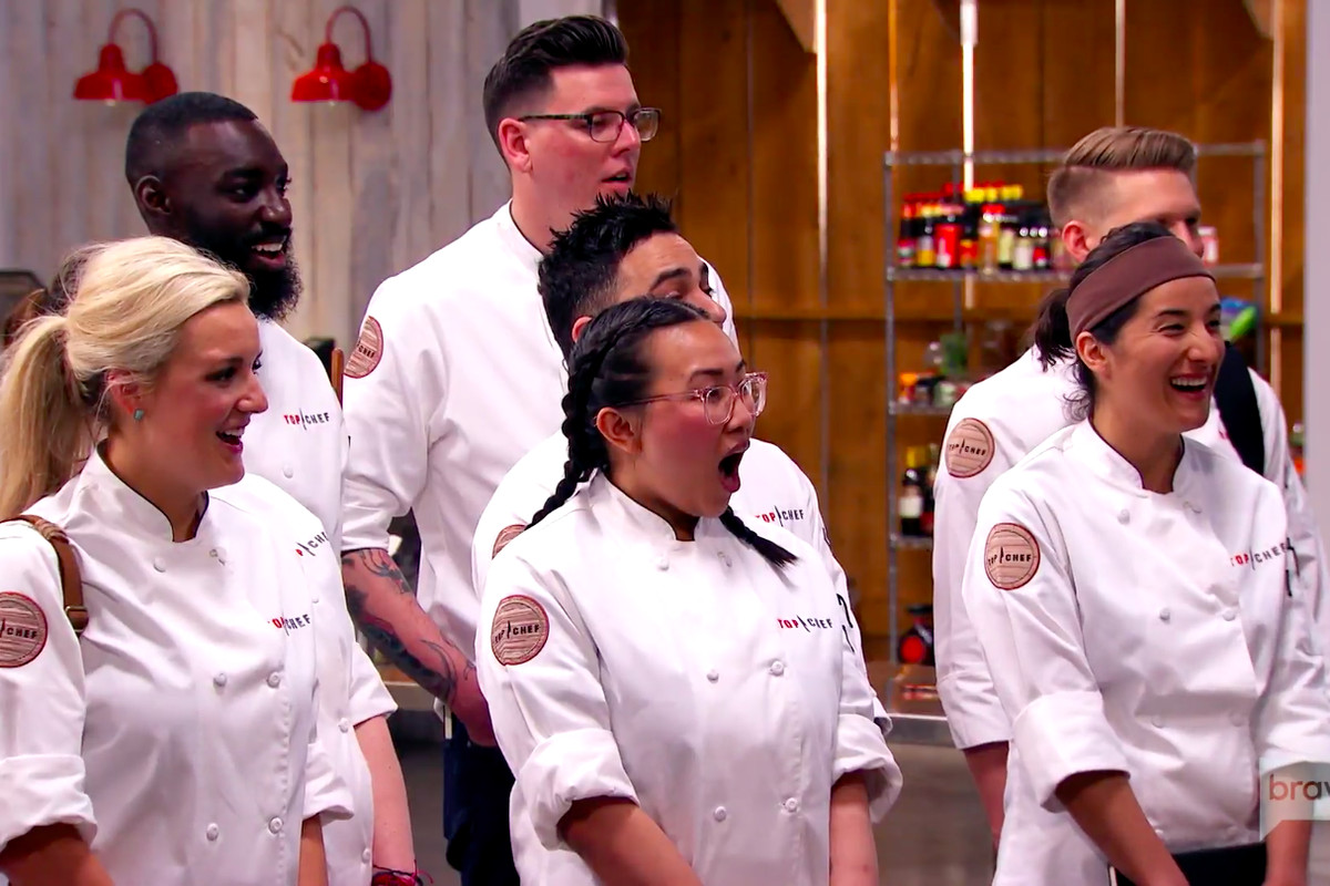 watched bravos top chef - HD 1200×800