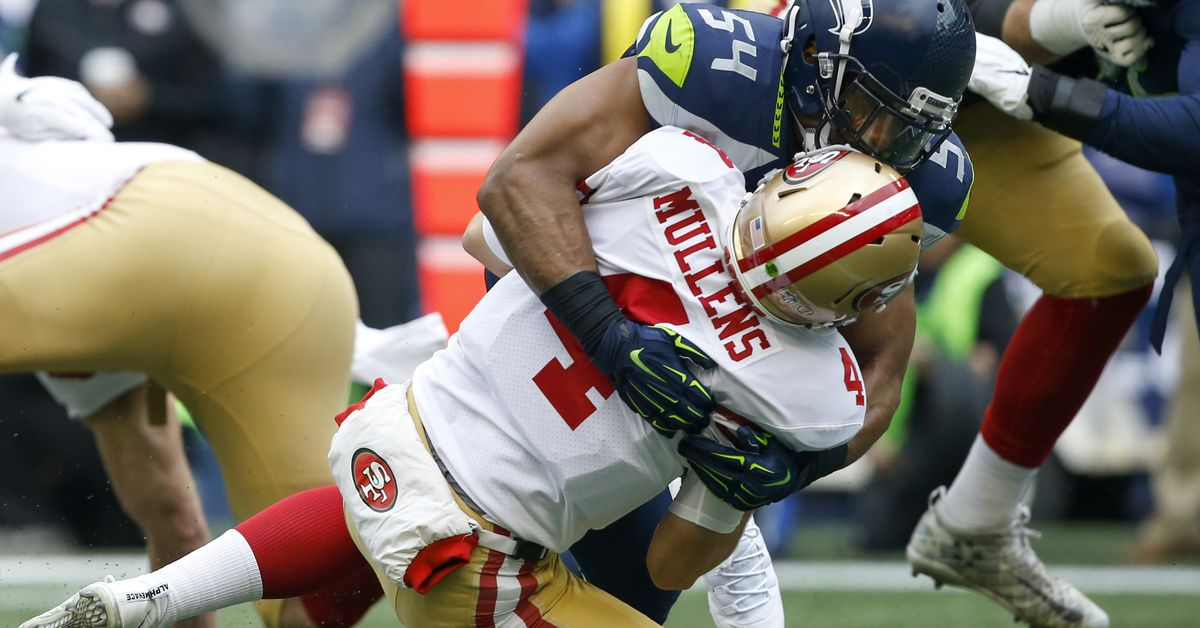 Seahawks 43, Niners 16: The best defender on the field was Bobby Wagner, sorry not sorry Richard Sherman
