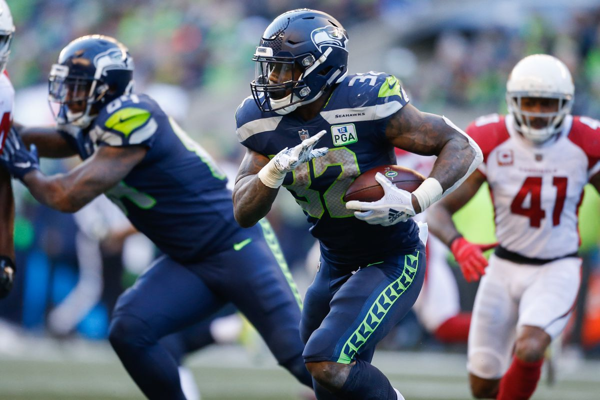 Why Seahawks running back Chris Carson has missed first 2 days of OTAs