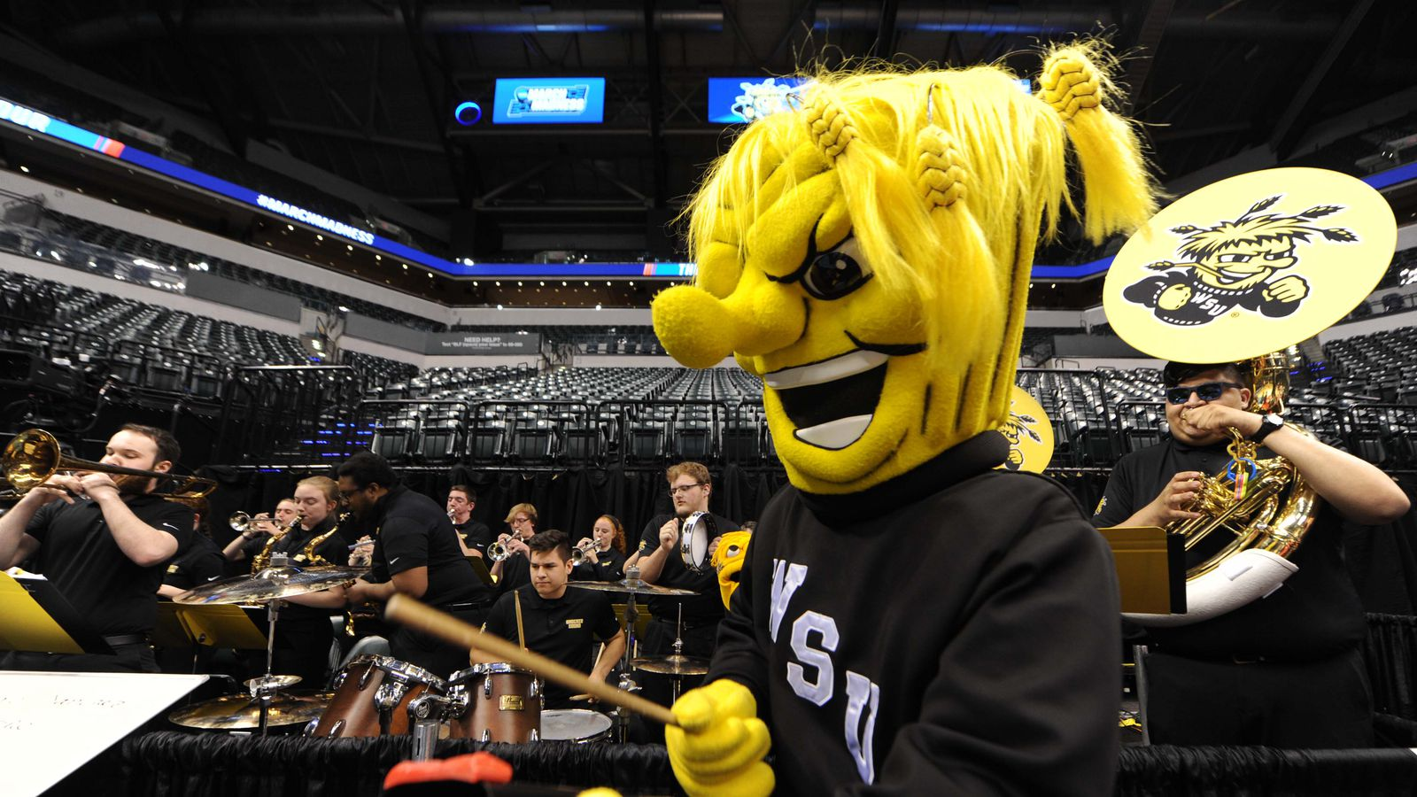 wichita state joining aac provides glimpse into alternate