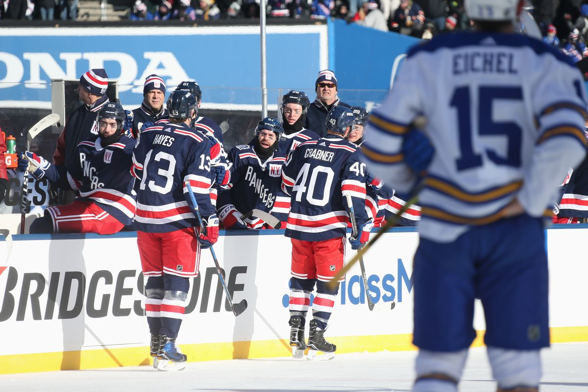 the best attitude f1074 e99ba 2018 Winter Classic: Final score and highlights for Rangers ...