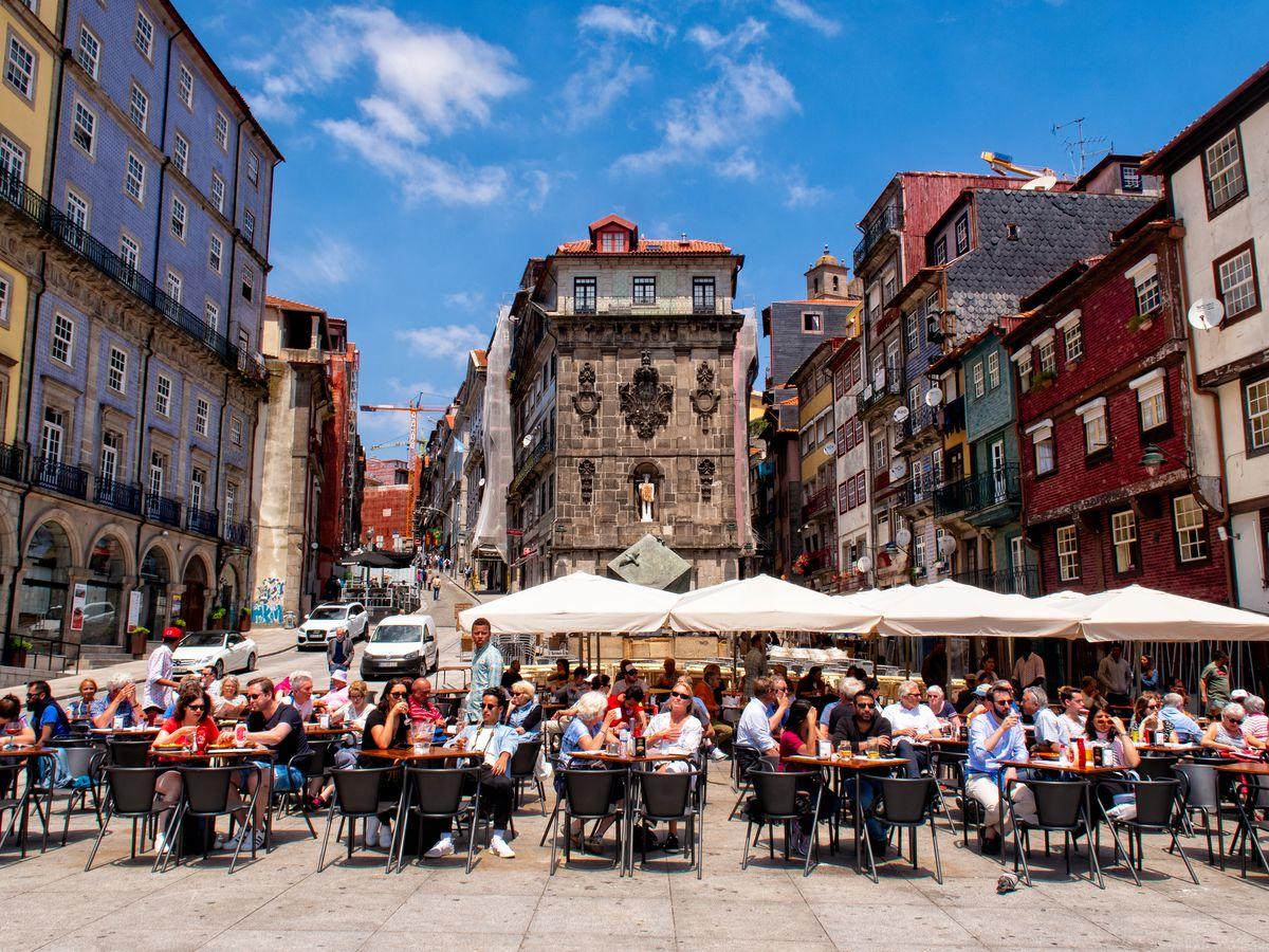Restaurants In Porto Portugal