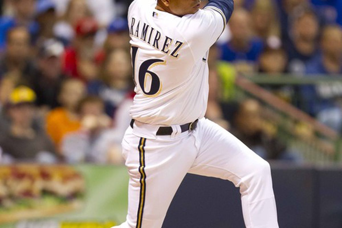 Aramis Ramirez has been everything the Brewers could've hoped for when they signed him before this season.
