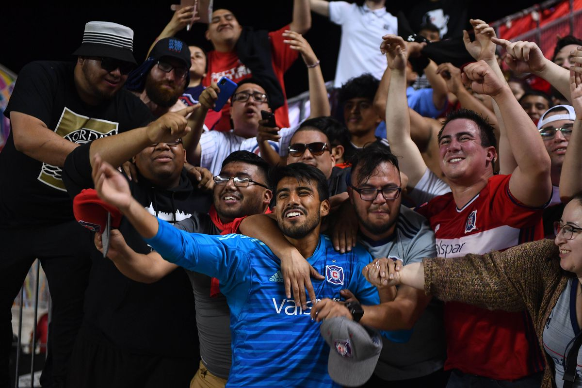 MLS: Montreal Impact at Chicago Fire