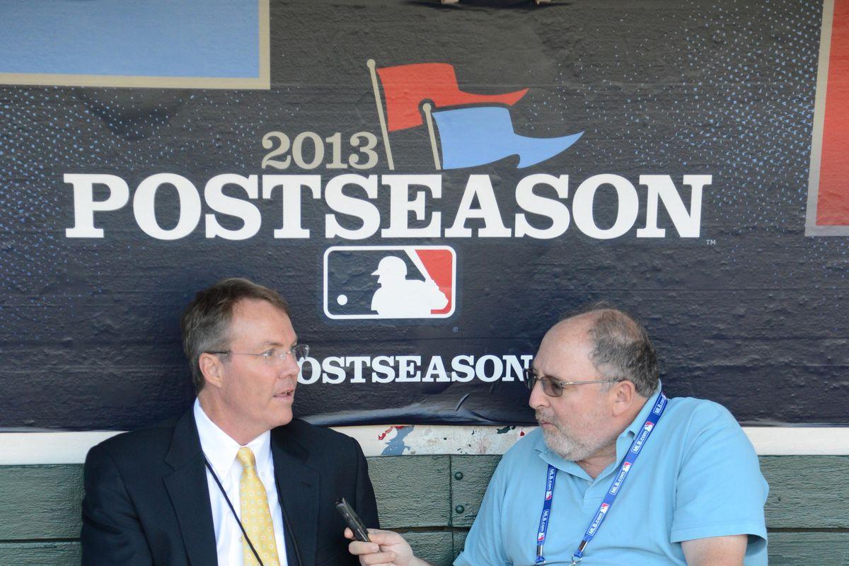 The 2014 MLB Postseason?