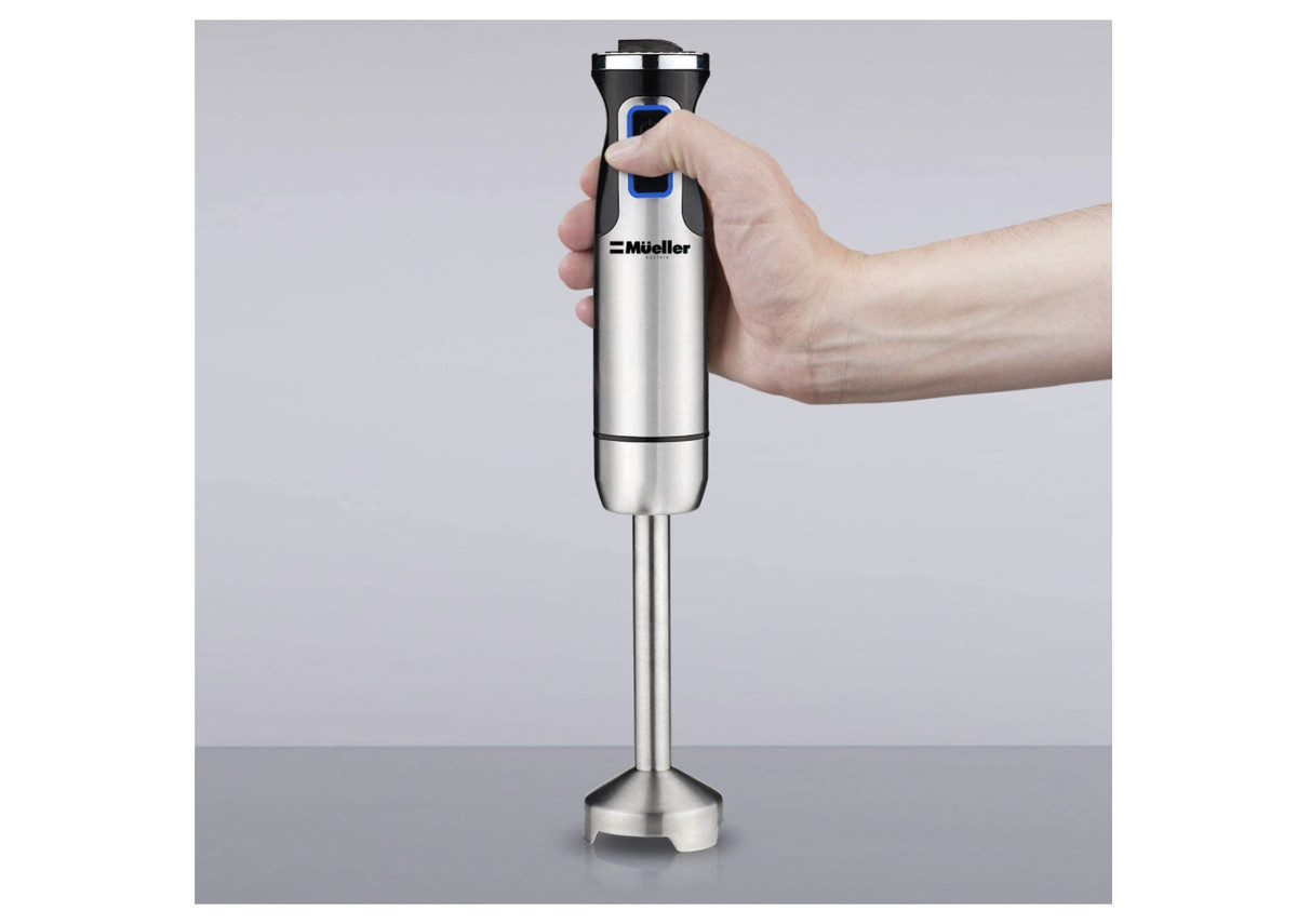The Mueller Austria Extremely-Stick hand blender