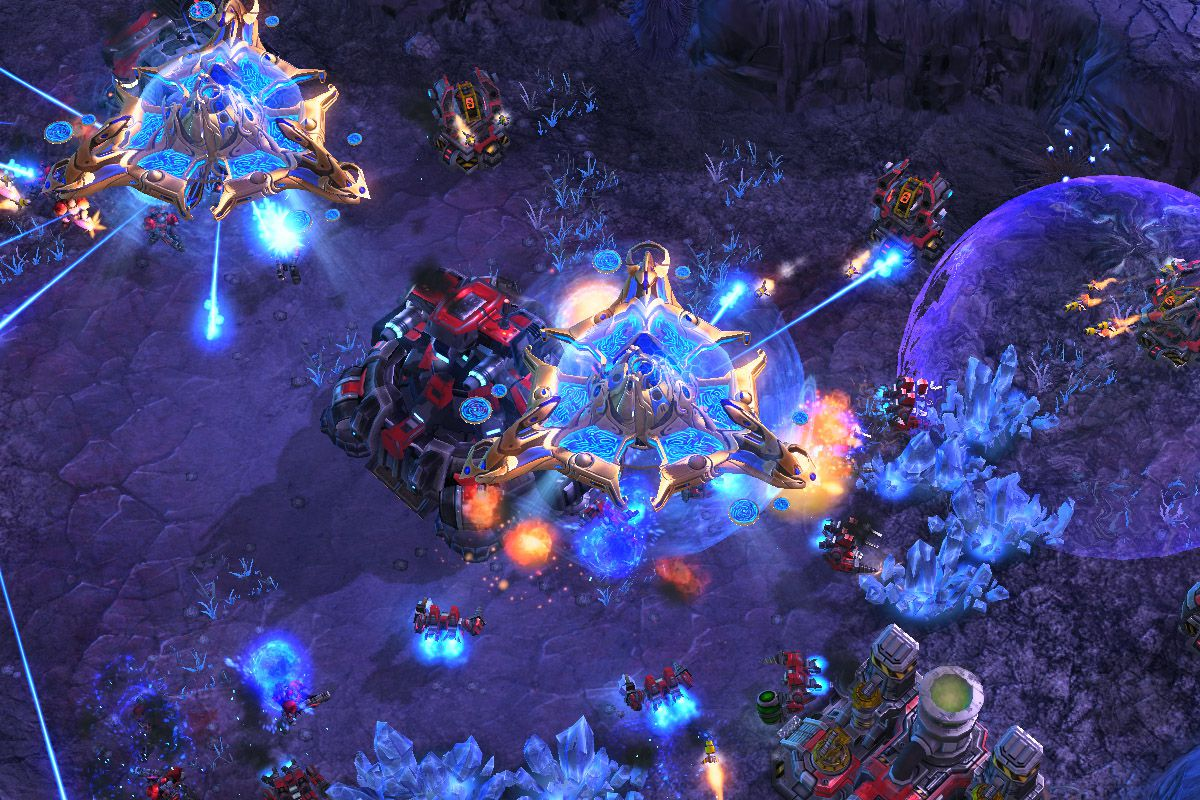Blizzard starts selling StarCraft 2 mods made by the community - Polygon