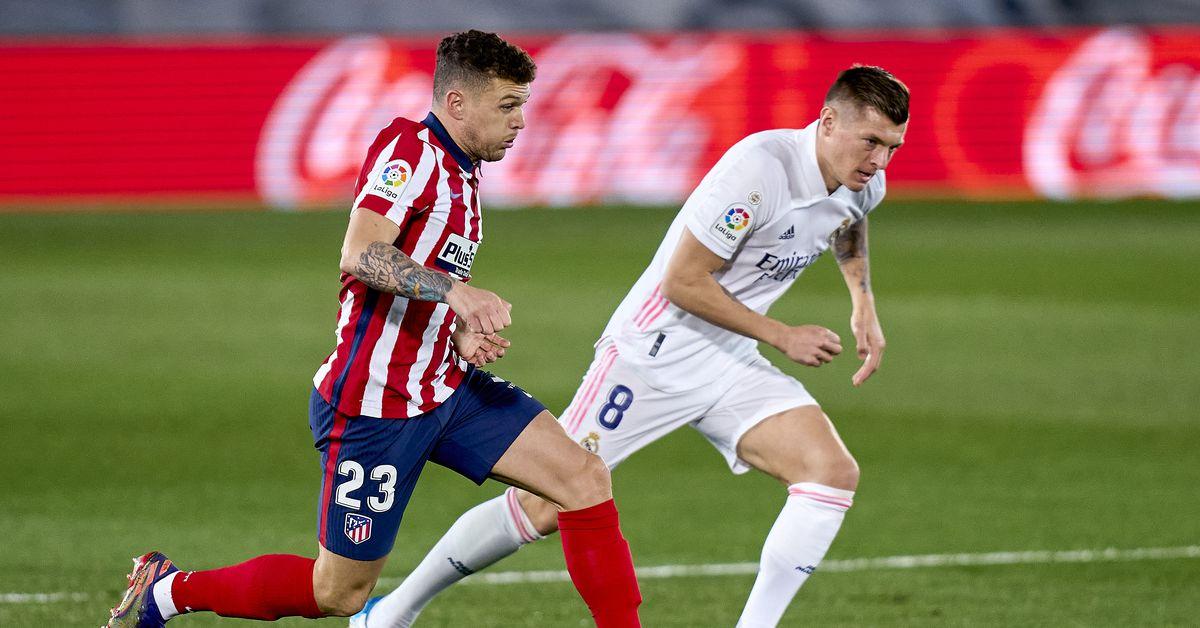 Atletico de Madrid vs Real Madrid, 2021 La Liga: Predicted lineups - Managing Madrid