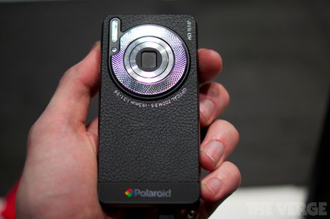 Polaroid SC1630 Smart Camera with Android: hands-on - The Verge