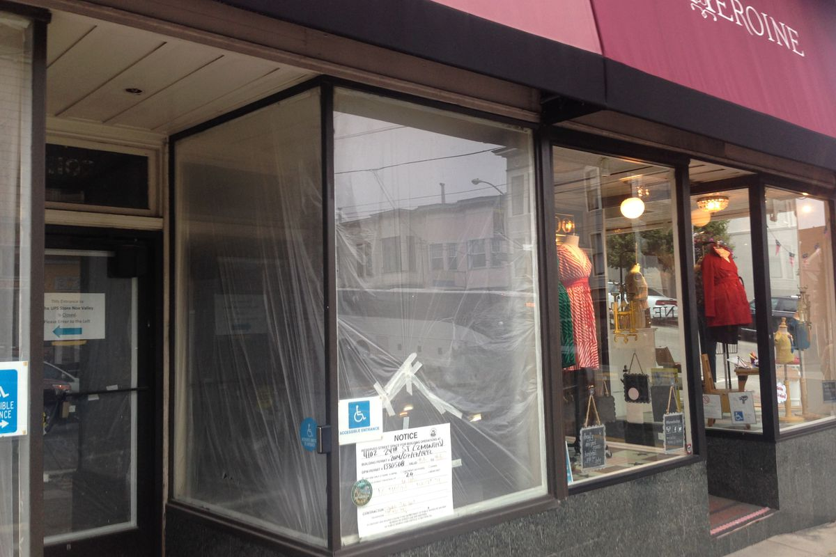 L'Atelier's future home in Noe Valley.