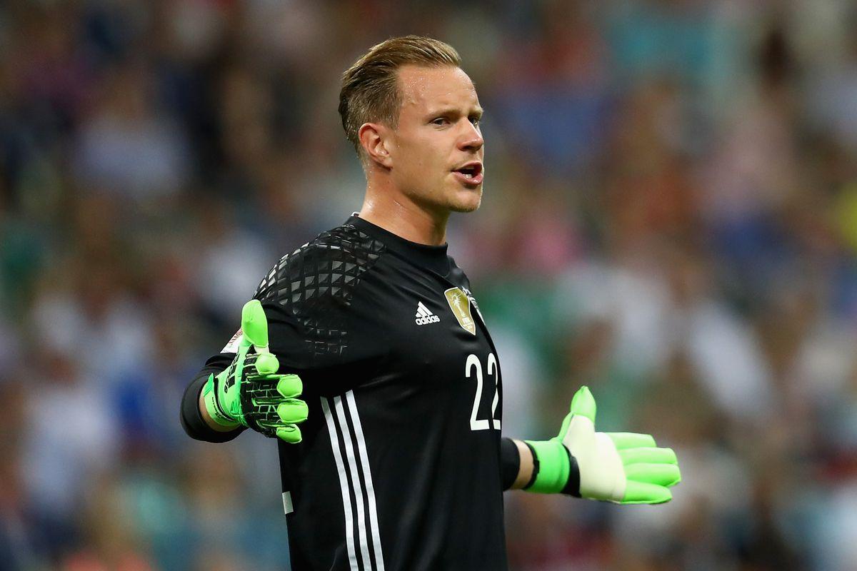 Germany v Mexico: Semi-Final - FIFA Confederations Cup Russia 2017