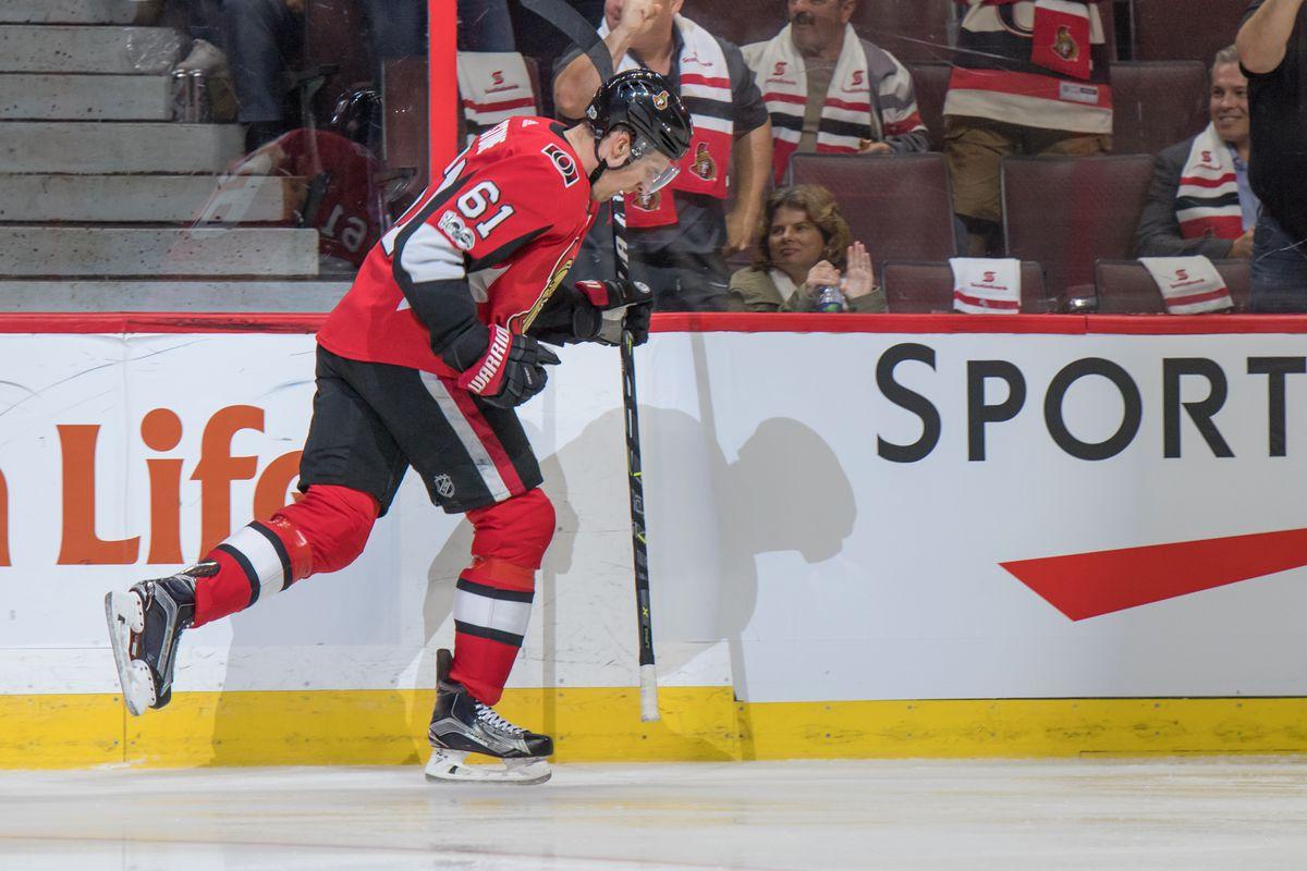 NHL: Washington Capitals at Ottawa Senators