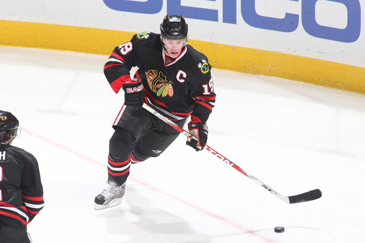 official photos 609e5 55407 Blackhawks reportedly won't have an alternate jersey again ...