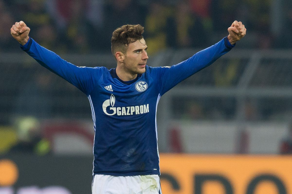 Bayern to seal Goretzka swoop